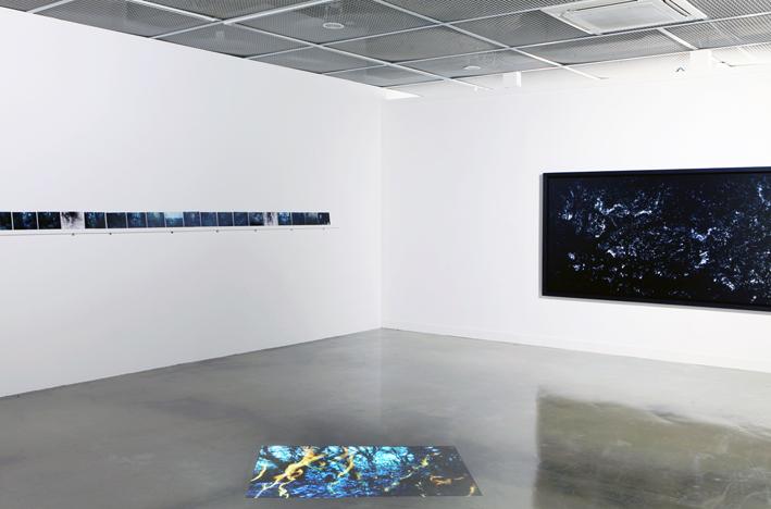 Gyeonggi Creation Center Solo exhibition Installation Views 2013-1