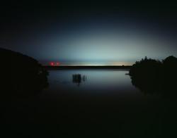 Tenseless-82, Red lights, C print, 150x190cm, 2015