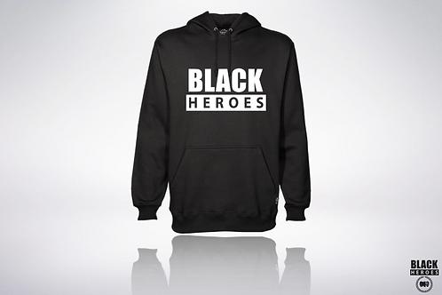 Blk Black Heroes Hoodie