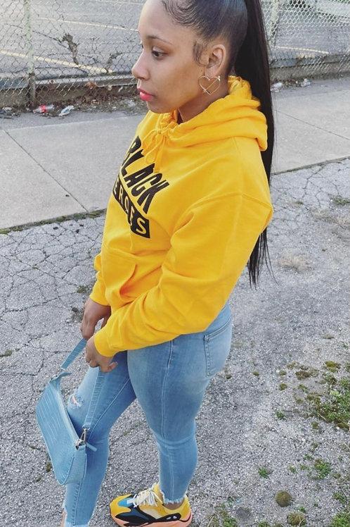 BH• Yellow HOODIE