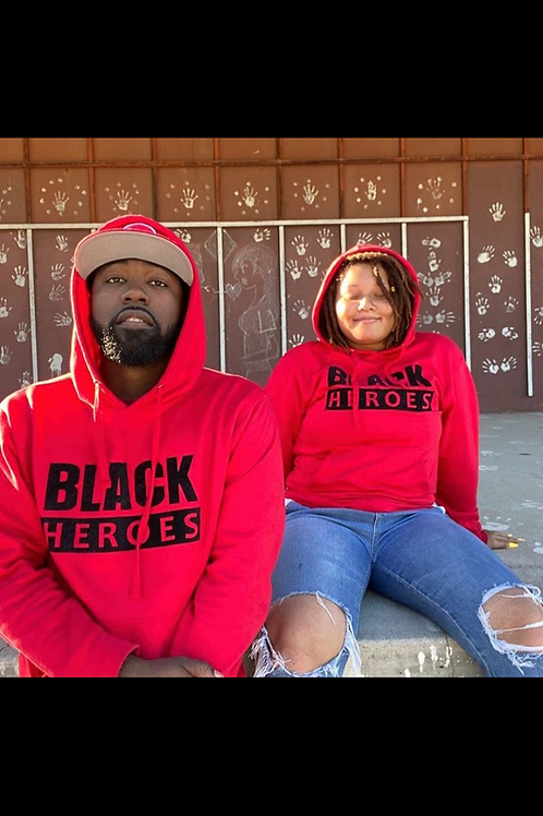 LIMITED EDITION (RED & BLACK) pull over