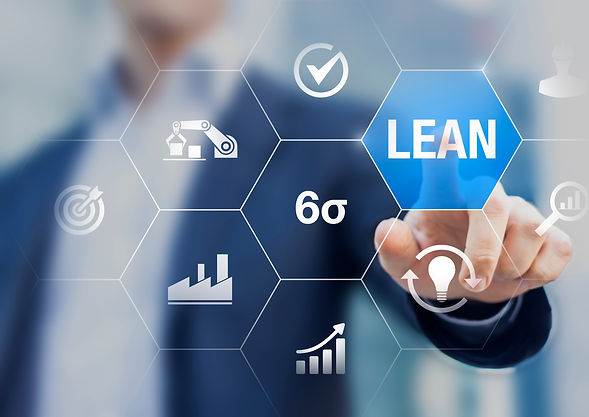 Lean manufacturing and six sigma managem