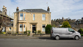 Sash window improvement project | Stirling