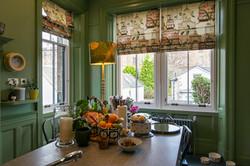 Timber double-glazed windows