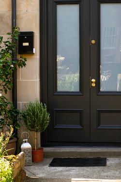Bespoke Entrance Doors
