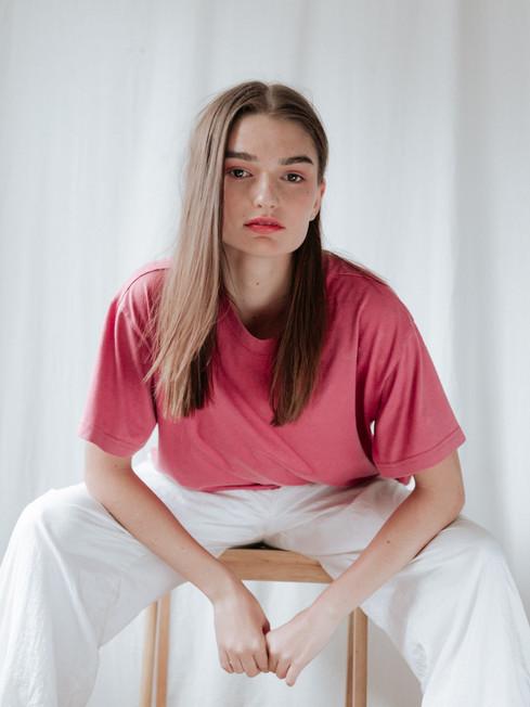 Model: Bethany Warne Hair/Makeup: Gabrielle Williams PhotoStyling: Bronte Godden