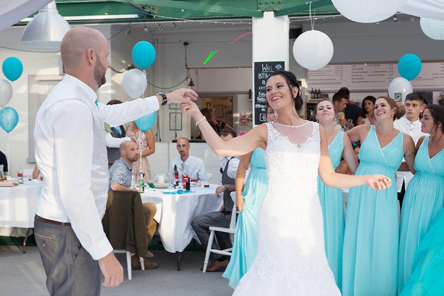 Telford Shropshire Wedding Photography First Dance