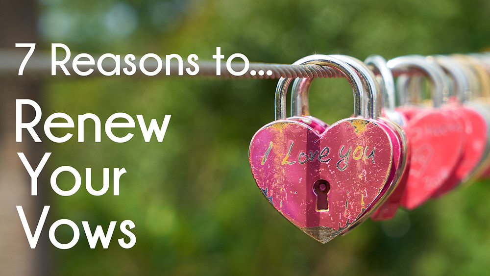 Renew your Vows in Shropshire