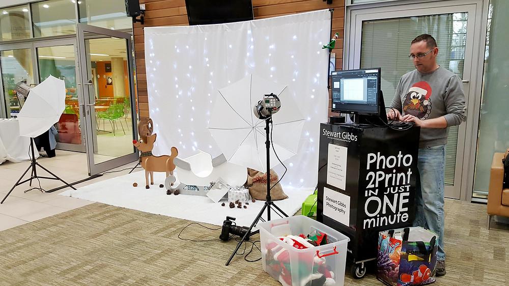 Mobile Event Photography Studio, Buckinghamshire