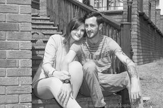 Sarah & Gary - An Engagement Shoot