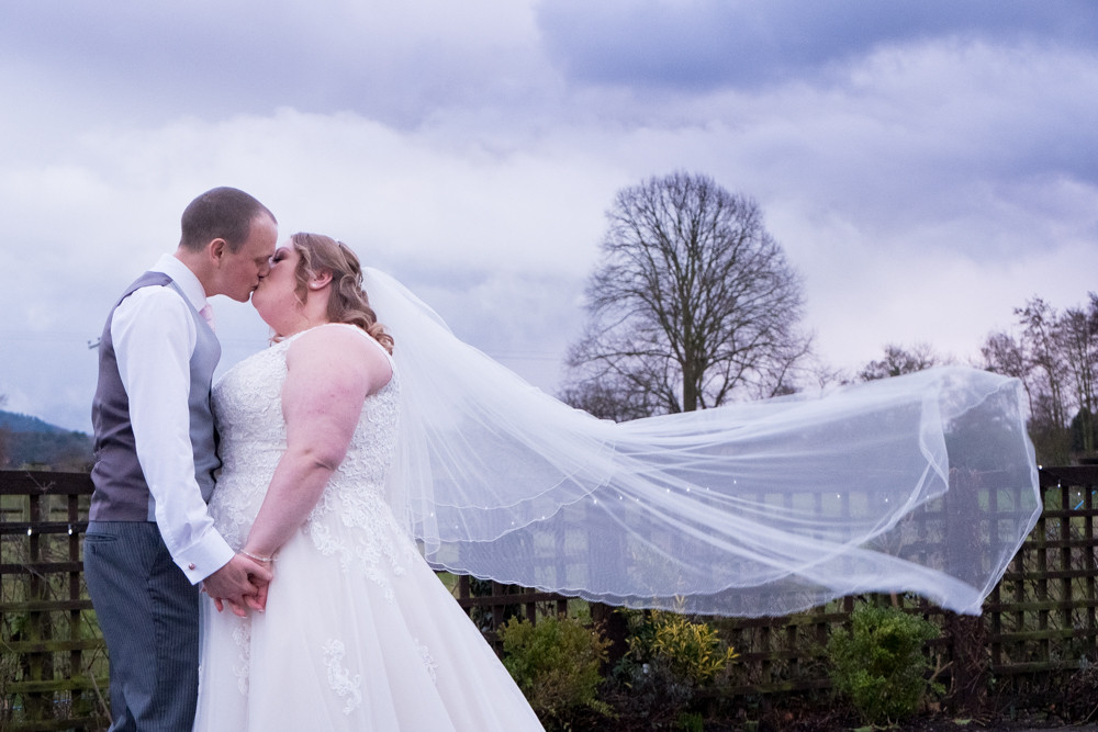 Amy and Craig Wedding, Shropshire