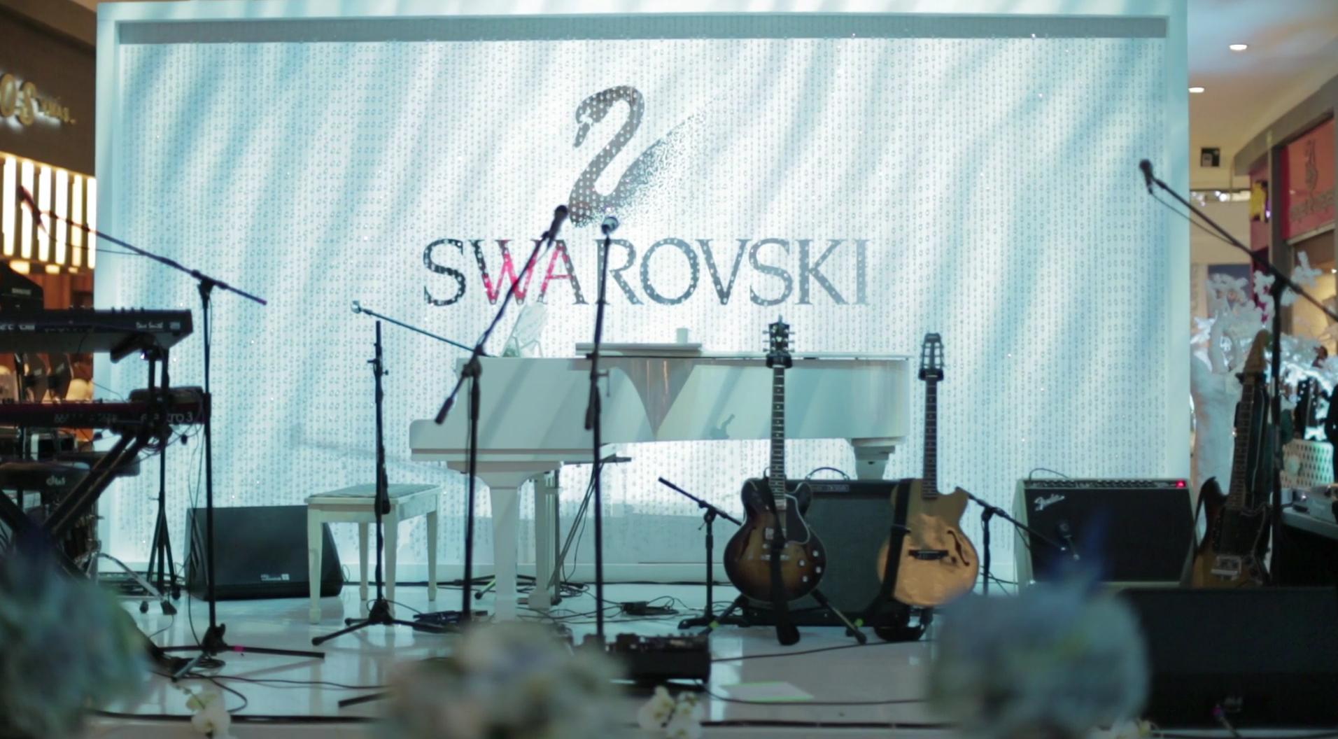 Cocktail Swarovski