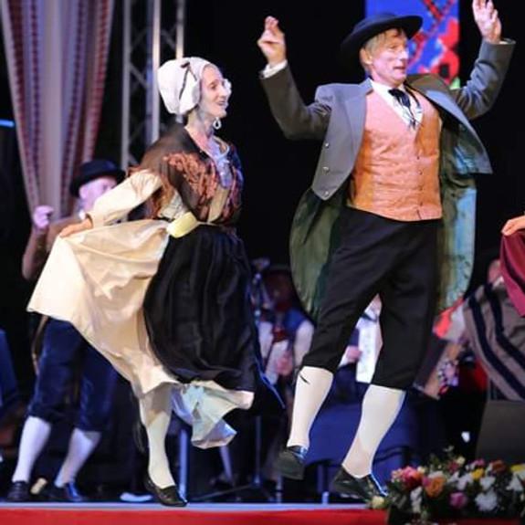 Stage de danse dauphinoise