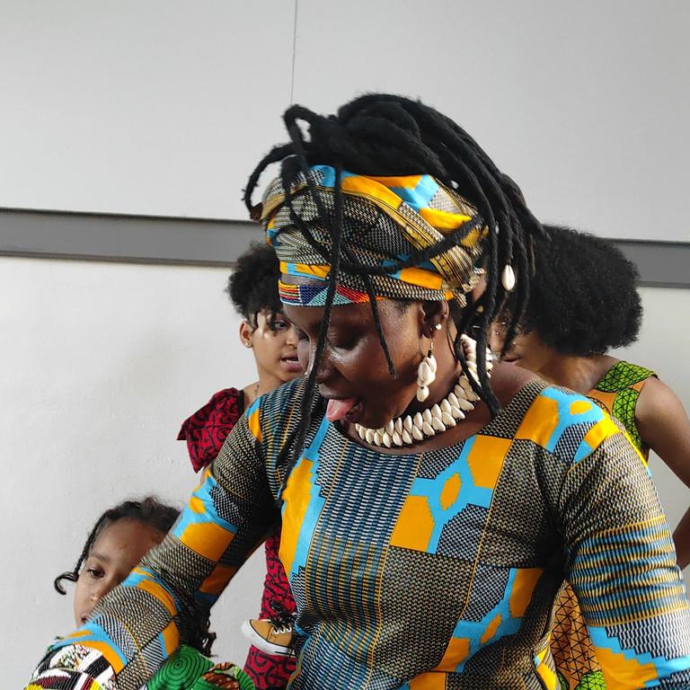 Stage de danse Malienne