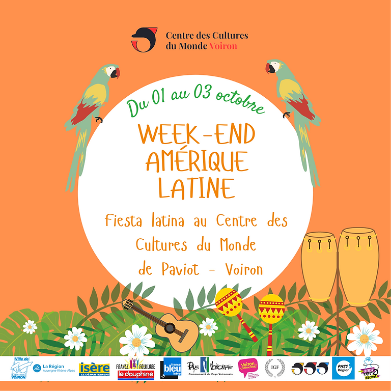 Fin de semana latinoamericano