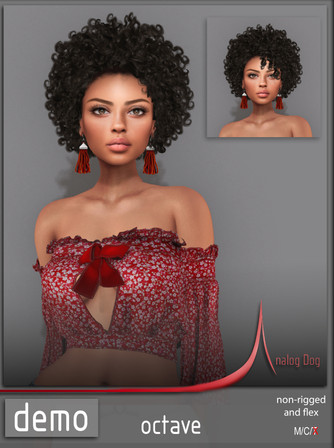 It's that time again!  Here are our contributions to the Hair Fair!  We're on the Noirette s