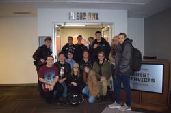 FirstEnergy Stadium Press Box Tour
