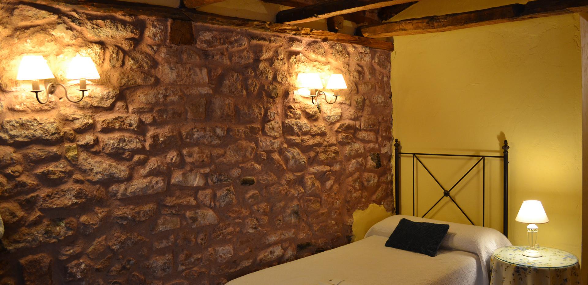 Zona con 1 cama del dormitorio 2