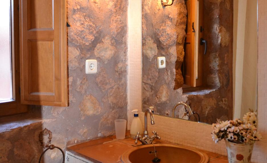 Baño de dormitorios 4 y 5