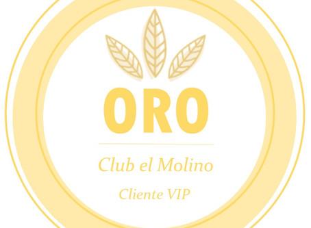 NUEVO: Club El Molino para clientes VIP