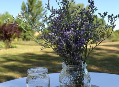La boda rural tiene que tener varios ambientes y zonas