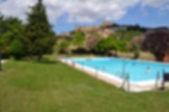 Casa Rural con piscina en Atienza