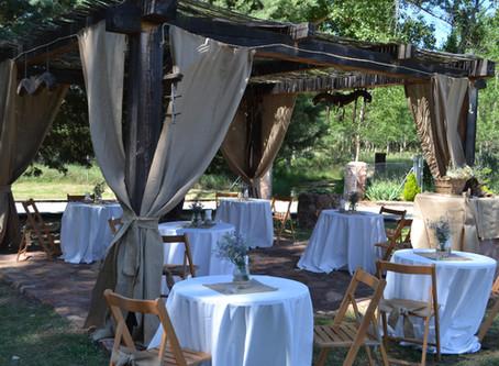 Celebración de boda en el Molino