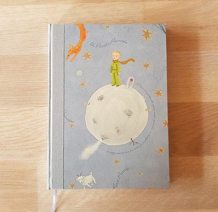 Cuaderno Principito + Notitas adhesivas