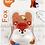 Thumbnail: Fox portacepillo de dientes
