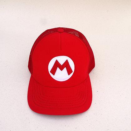Gorro trucker Mario Bros.