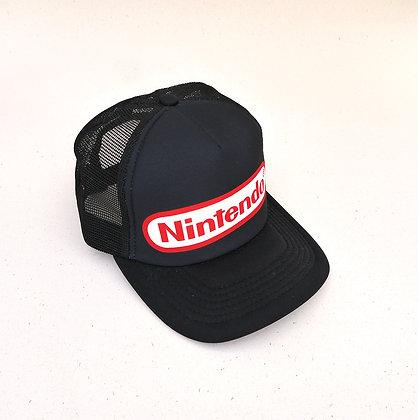 Gorro trucker Nintendo