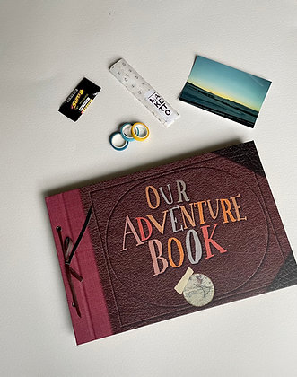 Our adventure book XL