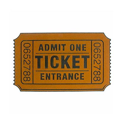 Felpudo Ticket