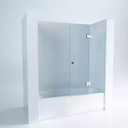 дверь душевой стеклянный