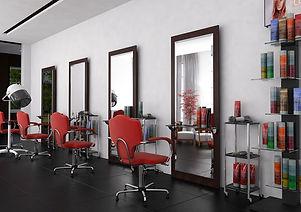 парикмахерское зеркало купить