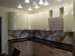 кухня панель стеновой