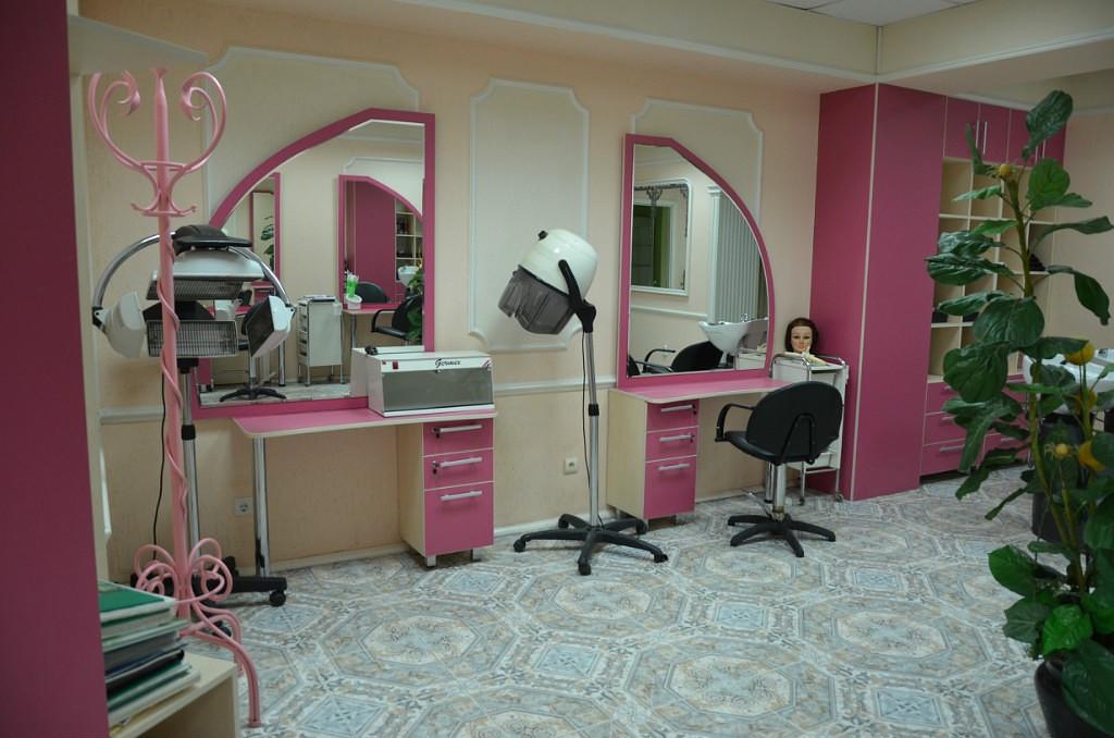 Зеркала в в салоне красоты