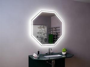 Зеркала многоугольные