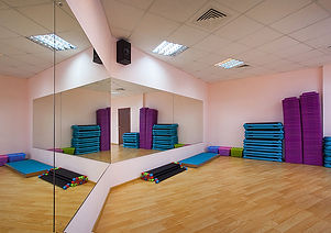 зеркало для фитнеса