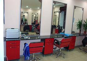 зеркало парикмахер