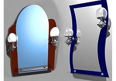 зеркала фигурные купить