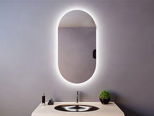 зеркало форма