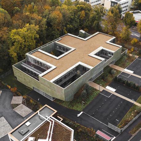 Centre de soins psychiatriques_Metz