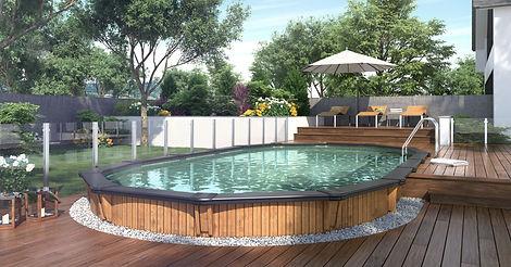 Oval Onground w 2-level wood decking.jpe