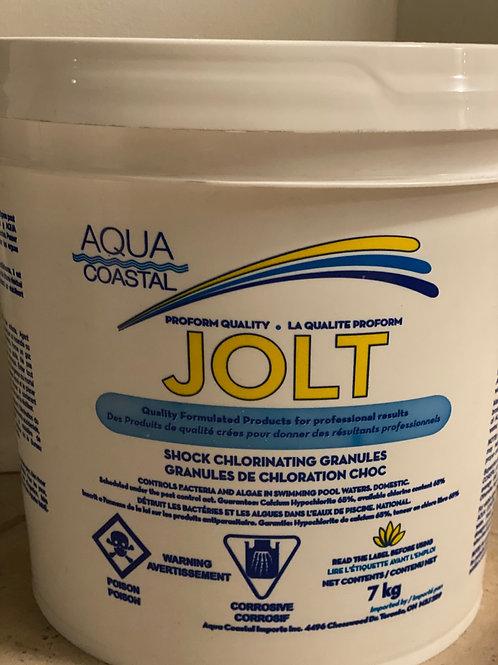 Unstabilized Granular Chlorine Shock - 20kg