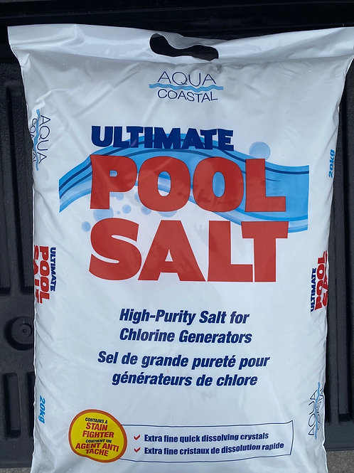 Pool Salt - 20kg