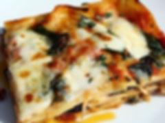 Personal Chef Vegetable Lasagna