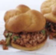 Personal Chef Turkey Sloppy Joes w/Hoisin