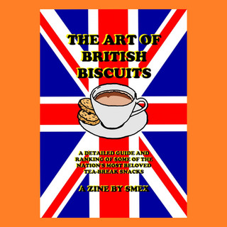 The Art of British Biscuits