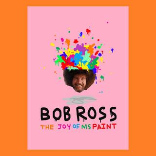 Bob Ross: The Joy of MS Paint